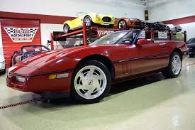 1988 corvette for sale 1988 chevrolet corvette convertible stock m4133 for sale near