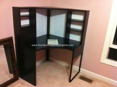 how to assemble ikea desk ikea expedit desk assembled in loudoun county va by furniture
