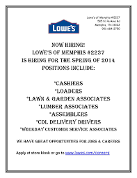 Lowes Resume Example by Resume Templates Lowe S Customer Service Associate Eng 231 Resume