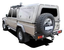 Land Cruiser Aluminium Canopy by Rhino 4 4 Canopies