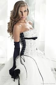 corset wedding dresses black and white wedding dresses corset wedding