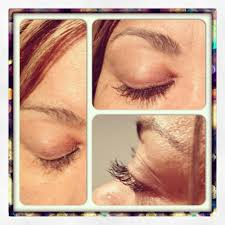 Eyelash Extensions Natural Look Before After Eyebrow Tint And Lash By Lash Extensions Natural