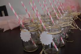 jar baby shower ideas i heart pears baby shower drink ideas