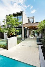 house by agushi and david watson architect in south yarra australia