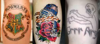 top 5 pop culture inspired tattoos pop culture nexus
