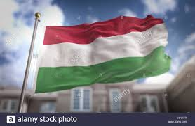 blue sky hungarian flag stock photos u0026 blue sky hungarian flag