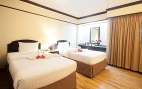 Twin Bed Hotel by Grand Plaza Hotel Hatyai Deluxe Twin Bed