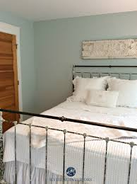 Blue Benjamin Moore Benjamin Moore Woodlawn Blue One Of The Best Blue Paint Colours