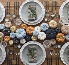 10 easy decorating ideas for your thanksgiving table gardens