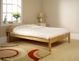 buy airsprung columbia small single wooden guest bed frame only