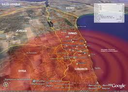 how far into israel can hezbollah reach kathryn cramer