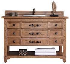 Diy Rustic Bathroom Vanity by Single Vanity Cabinet Rustic Bathroom Vanity Units U0026 Sink Cabinets