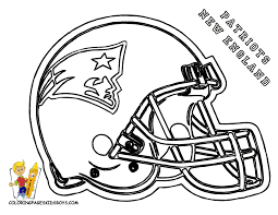 patriots coloring page football pinterest patriots coloring