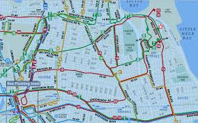 Midtown Manhattan Map Bay Terrace Public Transportation Near The Towers At Water U0027s Edge