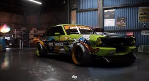 hoonigan mustang drifting need for speed payback build of the week 13 u2013 1965 ford mustang