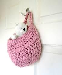 crochet storage pattern crochet basket pattern storage zoom