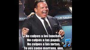 Memes Luis Miguel - luis miguel crean memes por su sobrepeso