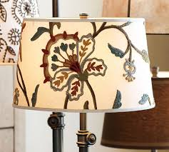 Pottery Barn Arc Lamp by Pottery Barn Lamp Shades Mica Clanagnew Decoration