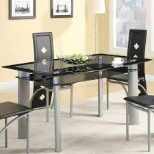 Fine Dining Room Sets by Coaster Fine Furniture 121051 Fontana Dining Table The Mine