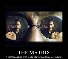The Matrix Meme - end of the world blog 5 cartoons 5 memes for black friday