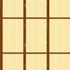12494766 seamless japan paper frame house wall texture stock