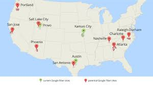 atlanta city us map top 5 best tech cities in the united states that aren t san