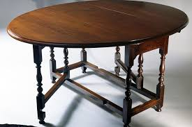 Identifying Antique Dining Table Styles And Types - Kitchen table styles