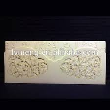 Pakistani Wedding Cards Design Pakistan Wedding Cards Karachi Blank Embossed Wedding Invitation