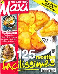 recettes maxi cuisine idées recettes du magazine maxi pour le brunch du lendemain de