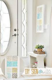 Diy Paintings For Home Decor 265 Best Diy Home Decor U0026 Ideas Images On Pinterest Popular Pins