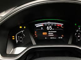 honda crv tire pressure monitoring system 2017 crv reporting problems with electrical systems while