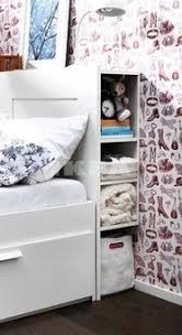 Headboards For Beds Ikea by Small Space Ideas Ikea Brimnes Daybed With Trundle Drawers And