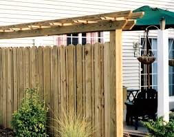 pergola amazing privacy fence for patio with patio fence amazing