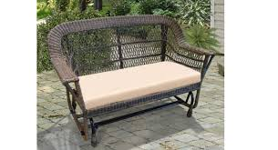 White Wicker Outdoor Patio Furniture Hton Bay White Wicker Patio Furniture Wicker Patio Loveseat