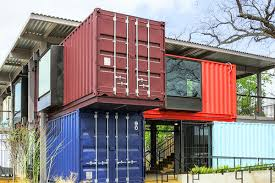 at long last somebody built a shipping container bar curbed