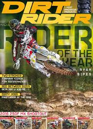 dirt rider february march 2016 by alex m roman issuu