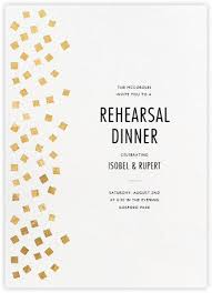 rehersal dinner invitations rehearsal dinner invitations online at paperless post