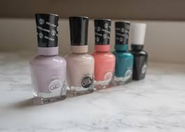 gel nail light sally s beauty sally hansen miracle gel review swatches jessoshii