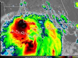 Louisiana Flood Maps by Flooding In Louisiana Cimss Satellite Blog