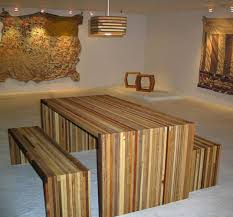 Furniture Recycling Interview Inhabitat Chats With Recycled Wood Designers Scrapile