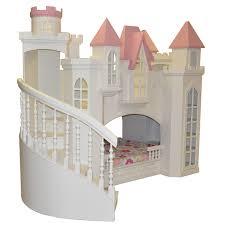 Bunk Bed Castle Built In Princess Bunk Beds Search 儿童家具jg