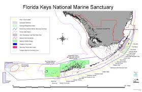 Map Of Coral Reefs Coral Reef Mpas 1 Zoning U2013 Sea Monster