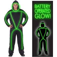 glowman costume buycostumes com