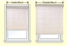 Blinds In The Window How To Measure For Custom Window Coverings Blinds Plus Fort
