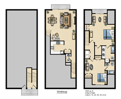marina point floor plans franklin communities