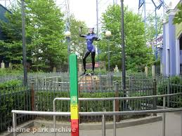 Six Flags Agawam Mass Catwoman U0027s Whip At Six Flags New England Theme Park Archive