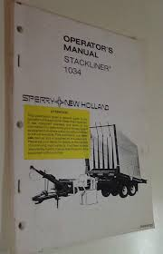 100 new holland 1431 discbine operators manual annual june