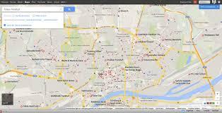 Giigle Maps Google Maps So Sieht Das Neue Branchenverzeichnis Aus