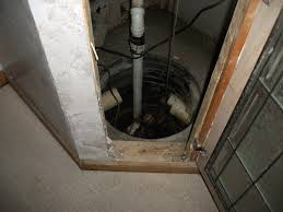 we handle flooded basements caused by bad sump pumps