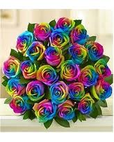 bargains on happy birthday assorted roses 24 stems bouquet only